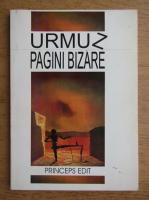 Urmuz - Pagini bizare