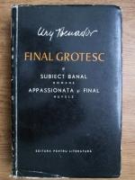 Anticariat: Ury Benador - Opere (volumul 1)