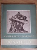 Anticariat: V. Benes - Donatello 1386-1466