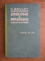V. Boulet - Zoologie et botanique (1924)