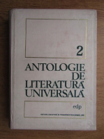 Anticariat: V. Ciobanu - Antologie de literatura universala (volumul 2)