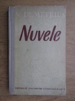 Anticariat: V. Demetrius - Nuvele