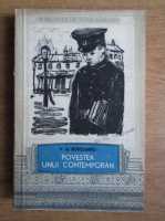 V. G. Korolenko - Povestea unui contemporan