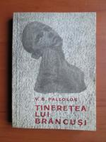 V. G. Paleolog - Tineretea lui Brancusi