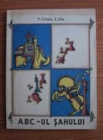 Anticariat: V. Grisin, E. Ilin - ABC-ul sahului sau primii pasi in lumea jocului de sah
