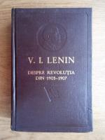 Anticariat: V. I. Lenin - Despre revolutia din 1905-1907