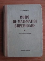 V. I. Smirnov - Curs de matematici superioare (volumul 2, 1954)