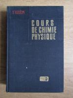 V. Kireev - Cours de chimie physique