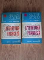 Anticariat: V.-L. Saulnier - Literatura franceza (2 volume)