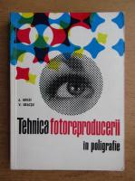 V. Neacsu - Tehnica fotoreproducerii in poligrafie