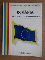 Anticariat: V. Neagu - Romania, charta europeana a spatiului rural