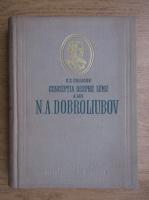 V. S. Crujcov - Conceptia despre lume a lui N. A. Dobroliubov