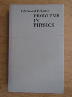 Anticariat: V. Zubov - Problems in physics