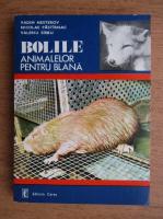 Vadim Nesterov - Bolile animalelor pentru blana
