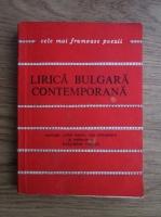 Anticariat: Valentin Desliu - Lirica bulgara contemporana
