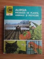 Valentin Filip - Alergia produsa de plante, animale si pesticide