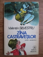 Anticariat: Valentin Silvestru - Zana castravetilor. Schite umoristice