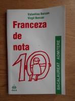 Valentina Borcan - Franceza de nota 10