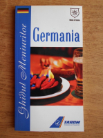 Anticariat: Valentina Iordan - Germania. Ghidul meniurilor