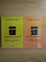 Anticariat: Valentina Mihaela Ghinea - Conducting the company. Human Resource Management course,seminar (2 Volume)