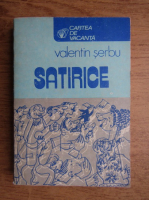Anticariat: Valentina Serban - Satirice