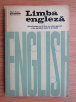 Valeria Alcalay - Limba engleza. Manual pentru anul III, licee de cultura generala si de specialitate (1967)
