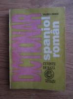 Anticariat: Valeria Neagu - Dictionar spaniol-roman. Cuvinte de baza