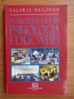 Valeria Negovan - Introducere in psihologia educatiei