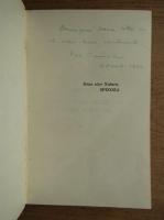 Valerian Petrescu - Kynegeticos (1937, cu autograful autorului)