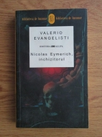 Anticariat: Valerio Evangelisti - Nicolas Eymerich, inchizitorul
