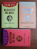 Anticariat: Valerio Massimo Manfredi - Alexandru cel Mare (3 volume)
