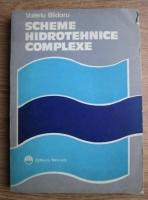 Anticariat: Valeriu Blidaru - Scheme hidrotehnice complexe