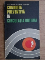 Anticariat: Valeriu Buzea - Conduita preventiva in circulatia rutiera