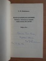 Anticariat: Valeriu Florin Dobrinescu - Titulescu, Antonescu si relatiile anglo-romane din anii 20 (cu autgraful autorului)