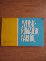 Valeriu Munteanu - Ghid de conversatie suedez-roman