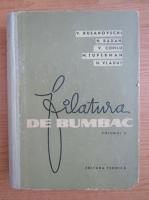 Valeriu Rusanovschi - Filatura de bumbac (volumul 2)