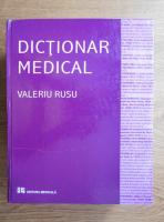 Anticariat: Valeriu Rusu - Dictionar medical