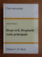 Anticariat: Valeriu Stoica - Drept civil. Drepturile reale principale
