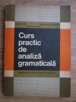 Anticariat: Valeriu Vlad - Curs practic de analiza gramaticala