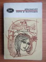Vasile Alecsandri - Doine si lacrimioare