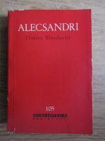 Vasile Alecsandri - Fintina Blanduziei (volumul 2)