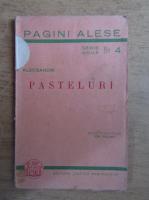 Anticariat: Vasile Alecsandri - Pasteluri (1935)