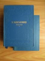Vasile Alecsandri - Poezii (2 volume) (coperti cartonate)