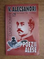 Anticariat: Vasile Alecsandri - Poezii alese