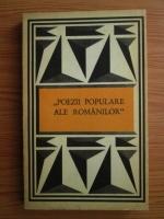 Vasile Alecsandri - Poezii populare ale romanilor