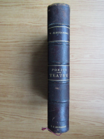 Vasile Alecsandri - Poezii, volumul 1. Teatru, volumul 5 (2 carti coligate, 1904)