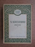 Vasile Alecsandri - Poezii (volumul 1)