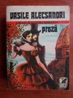 Anticariat: Vasile Alecsandri - Proza