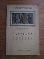 Vasile Alecsandri - Sanziana si Pepelea