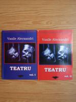 Anticariat: Vasile Alecsandri - Teatru (2 volume)